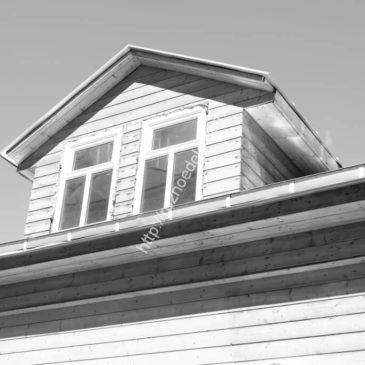 Оформление наличниками частного дома в г. Коломна