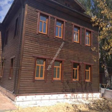 Проект «Музей В.Тихонова» — резной декор и наличники