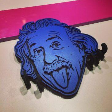 Ключница «Эйнштейн»
