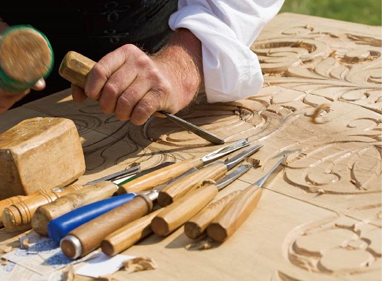 Инструменты для резьбы по дереву